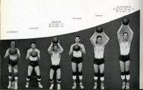 Image of WKU Basketball Team - Talisman