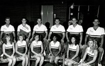 Image of Cheerleaders - Skipper, Bob