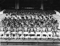 Image of 1975 Football Team - Talisman