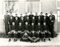 Image of College High Football Team - Unknown