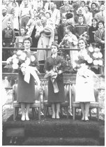 Image of Homecoming Court 1958 - Watkins, Carrell