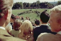 Image of Homecoming Crowds - Unknown