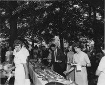 Image of Alumni Reception - Unknown