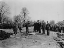 Image of Cherry Hall Groundbreaking - Unknown