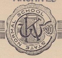 Image of WKU Seal - Unknown