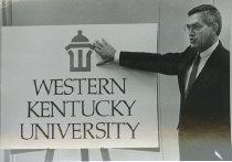 Image of WKU Logo - Skipper, Bob