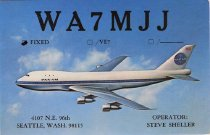 Image of QSL Card - Unknown