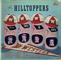 Image of The Hilltoppers Album -