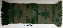 Image of 2009.123.2 - woven table runner