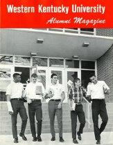 Image of Alumni Magazine - WKU Alumni Relations