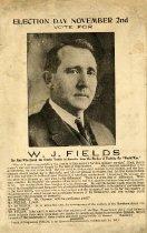 Image of W. J. Fields -