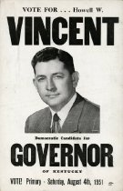 Image of Vote for Howell W. Vincent -