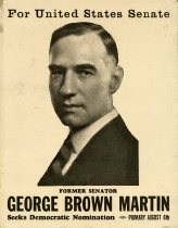 Image of George Brown Martin -