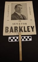 Image of Alben Barkley for Senator fan