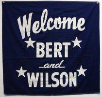 Image of KM2012.19.9 - Bert Combs & Wilson W. Wyatt banner