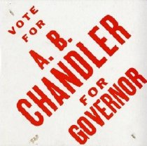 Image of Vote for A. B. Chandler -