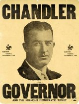 Image of Chandler for Governor -