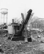 Image of Steam Shovel - Cherry, Thomas