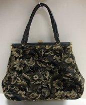 Image of KM2012.9.12 - Tapestry handbag