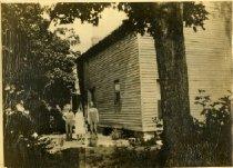 Image of Felts Log House -