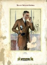 Image of Master Tailored Clothes Catalog Sheet -