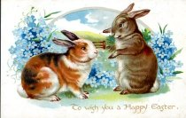 Image of To Wish You A Happy Easter -