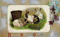 Image of Hearty Easter Greetings -