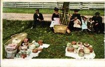 Image of Indian Market Basket
