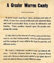 Image of Greater Warren County -
