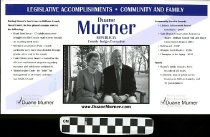 Image of Duane Murner Republican for COunty Judge/ Executive