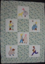 Image of A Picture Book quilt