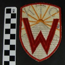 Image of Kentucky Training Corps Patch, Western Kentucky State Teachers College