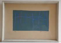 Image of KM2012.36.16 - Pastel works on paper, Joseph Downing