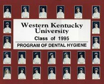 Image of WKU Dental Class of 1995 - Unknown