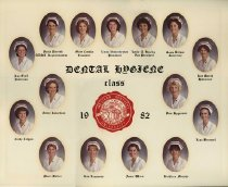 Image of WKU Dental Class of 1982 - Unknown