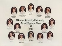 Image of WKU Dental Class of 1980 - Unknown
