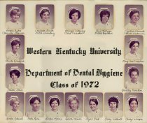 Image of WKU Dental Class of 1972 - Unknown