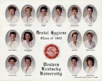 Image of WKU Dental Class of 1988 - Unknown