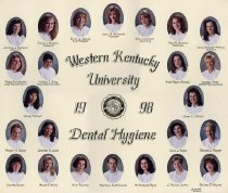 Image of WKU Dental Class of 1998 - Unknown