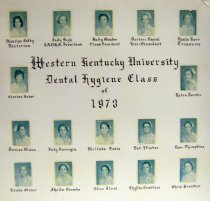 Image of WKU Dental Class of 1973 - Unknown