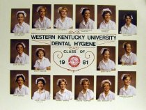 Image of WKU Dental Class of 1981 - Unknown