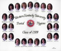 Image of WKU Dental Class of 2001 - Unknown