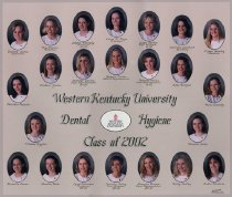Image of WKU Dental Class of 2002 - Unknown