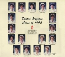 Image of WKU Dental Class of 1992 - Unknown