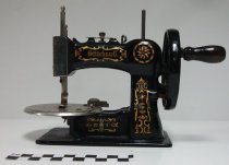 "Image of KM2012.44.1 - ""Stitchwell"" sewing machine"