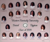 Image of WKU Dental Class of 1999 - Unknown