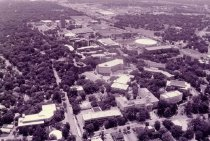 Image of Aerial View of WKU - Unknown