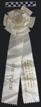 Image of KM2012.24.1 - Southern Kentucky Fair & Horse Show ribbon