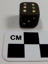 Image of KM2012.26.2 - Handmade die