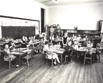 Image of Training School First Grade - Unknown